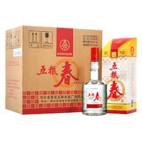 五粮春 50度  浓香型白酒  500ml*6瓶