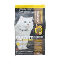 nutram 纽顿 无谷低升糖系列 T24鲑鱼鳟鱼全阶段猫粮