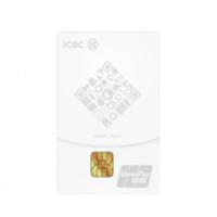 ICBC 工商银行 微信联名系列 信用卡金卡