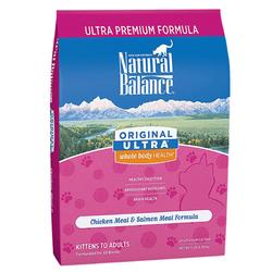 Natural Balance 天衡宝 健乐系列 鸡肉三文鱼全阶段猫粮 6.8kg
