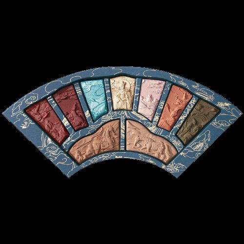 Florasis 花西子 牡丹镂月浮雕彩妆多色盘