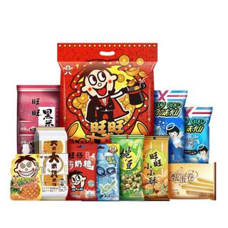 京东PLUS会员 : Want Want  旺旺 新年零食大礼包 综合口味 680g *5件