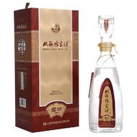双沟 珍宝坊 君坊 52%vol 浓香型白酒 480ml+20ml 单瓶装