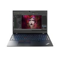ThinkPad 思考本 P15v 15.6英寸 设计本 黑色(酷睿i5-10300H、Quadro P620 4G、32GB、512GB SSD、1080P)