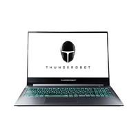 百亿补贴:ThundeRobot 雷神 911 暗杀星 15.6英寸游戏笔记本电脑(i7-10870H、8GB、512GB、GTX1650)