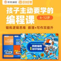 核桃编程 5节 6-12岁儿童编程课