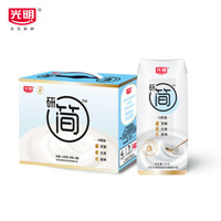 必买年货:Bright 光明 研简 无添加酸奶 0蔗糖 135g*16盒 礼盒装 +凑单品