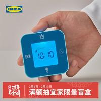 IKEA宜家LOTTORP洛托普鐘/溫度計/鬧鈴/計時器