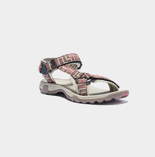 NORTHLAND 诺诗兰 旅行系列 Pazar II 女子户外沙滩鞋 FS082005 褐粉 36