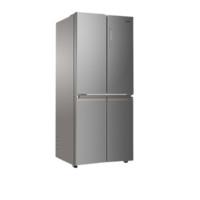 Haier 海尔 BCD-406WDPD 单循环 风冷十字对开门冰箱 406L 深空灰