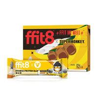 ffit8 蛋白棒 香蕉味 35g*6支