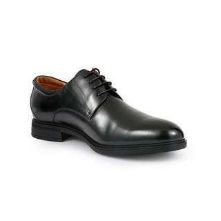 J.ZAO 京东京造 男士商务正装德比鞋 黑色 42