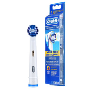 Oral-B 欧乐-B EB20 电动牙刷头 8支装
