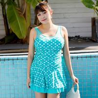 三奇 SQ29002 女款连体泳衣