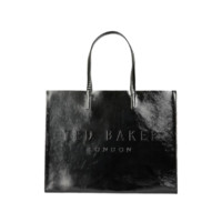 TED BAKER Aevacon系列 女士皮质手提袋 黑色