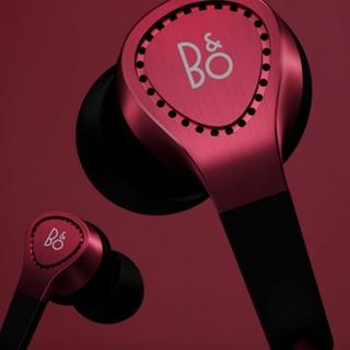 B&O PLAY 铂傲 Beoplay H3 入耳式有线降噪耳机 红色