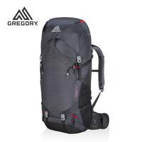 Gregory格里高利2020新升級STOUT 30L 35L 45L運動背囊男大容量旅行徒步登山包 煤灰色-65L