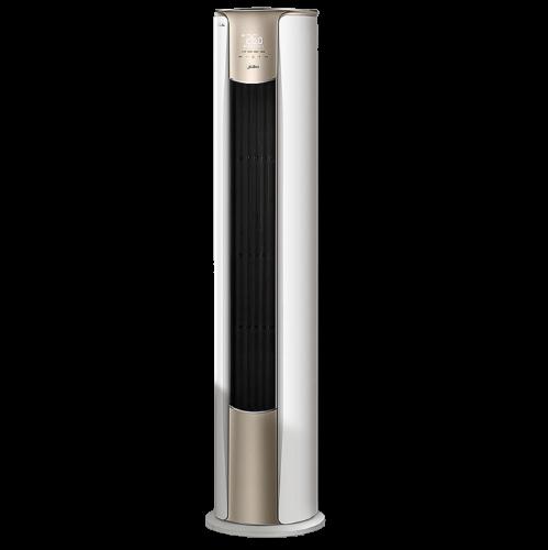 Midea 美的 锐云系列 KFR-72LW/N8XHA1 新一级能效 立柜式空调 3匹