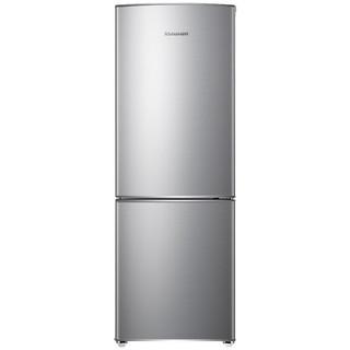 Ronshen 容声  BCD-172D11D 直冷双门冰箱 172升 银色