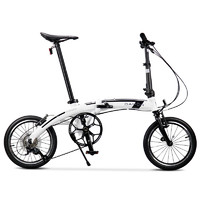 5日0点:DAHON大行 PAA693 16英寸9速折叠自行车