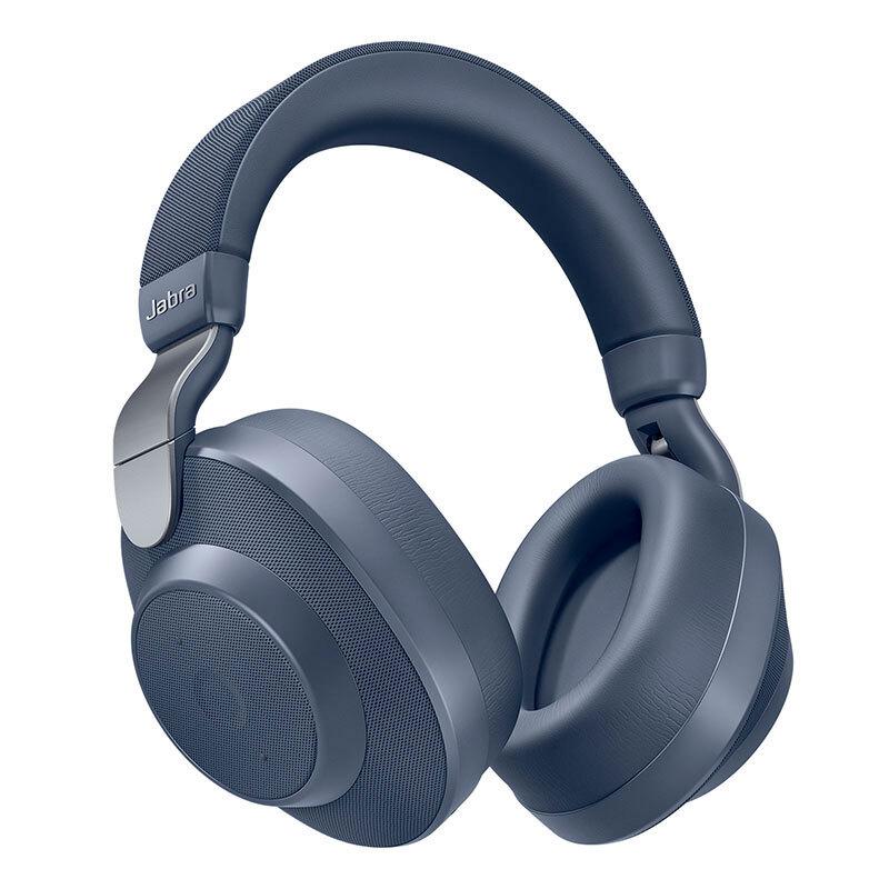 Jabra 捷波朗 ELITE 85H 头戴式蓝牙降噪耳机 海军蓝
