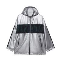 BOSIDENG 波司登 男士夹克衫外套 B00512201D 亮银色 170/92A