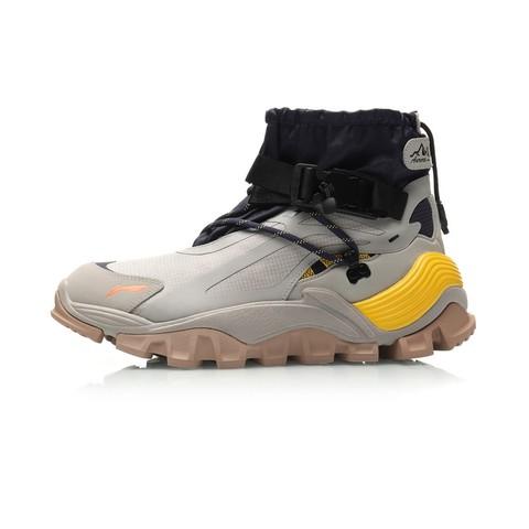 LI-NING 李宁 AGLP155 极光山行 男士休闲运动鞋