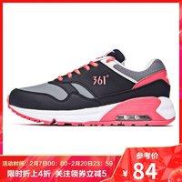361°運動鞋女網鞋2020新款休閑鞋氣墊跑步鞋學生夏季網面透氣女鞋