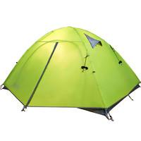 MOBI GARDEN 牧高笛 QR2 MZ098010 双人帐篷 *4件