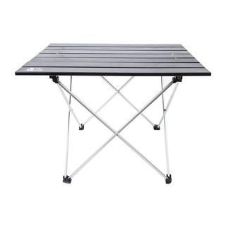 MOBI GARDEN 牧高笛 户外折叠四方桌 NXLQI65002 黑色