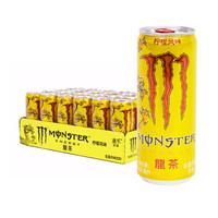 京东PLUS会员、限地区: Coca-Cola 可口可乐 魔爪龍茶柠檬风味能量饮料 310ml*24罐 *2件