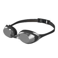 SPEEDO 速比涛 飞鱼系列 泳镜 8122727649 黑色/银色