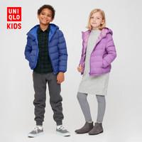 UNIQLO 优衣库 433242 儿童轻型连帽外套