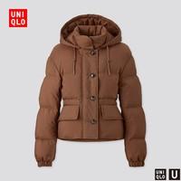 UNIQLO 优衣库  431585 女款夹层连帽外套