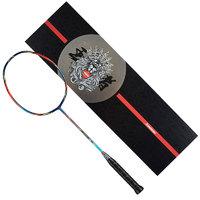 KAWASAKI 川崎 王者系列 k9 羽毛球拍 黑色 单拍