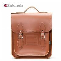 Zatchels 牛皮雙肩背包