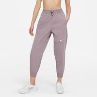 NIKE 耐克 Sportswear Swoosh 女子运动长裤 CZ8910-531 烟雾紫 S