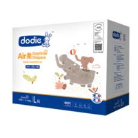 dodie Air 柔日款纸尿裤 L90片 箱装 +凑单品
