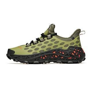 ANTA 安踏 巢 x SALEHE联名款 男子休闲运动鞋 122118820-5 葡叶绿 40.5