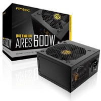 Antec 安鈦克 AP600 額定600W 電源