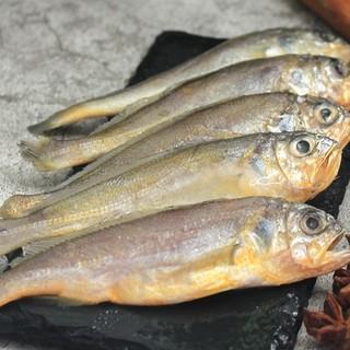 SuXian 速鲜 冷冻小黄花鱼   净含量 1000g