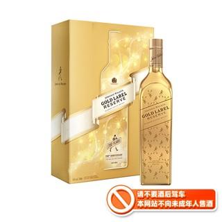 JOHNNIE WALKER 尊尼获加 金牌珍藏苏格兰威士忌 750ml