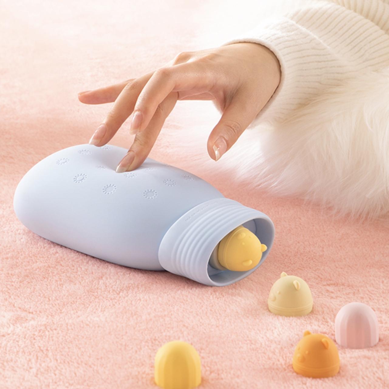 SMARTDEVIL 闪魔 SmartDevil 闪魔 硅胶热水袋 350ml