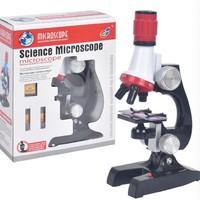 宜宝乐 儿童科学实验显微镜套装 1200倍 标配版