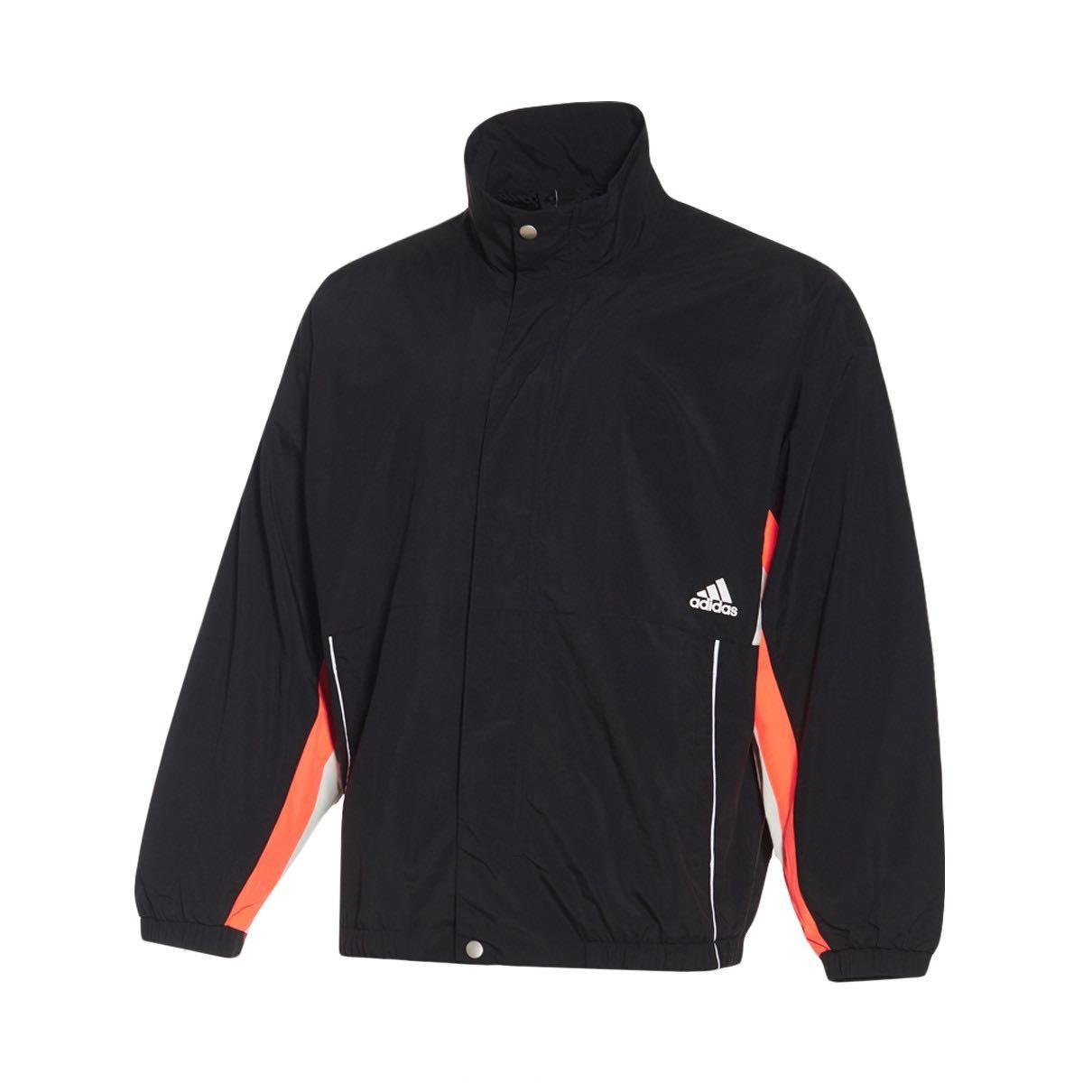 adidas 阿迪达斯 M MH CB JKT FM5455 男士夹克外套