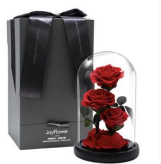 Joyflower 情人节礼物永生玫瑰花礼盒