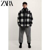 ZARA 01123302800  男士衬衫式夹克外套