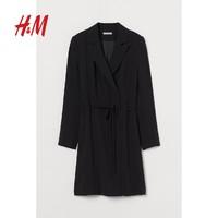 H&M 0961810 女士外套式连衣裙