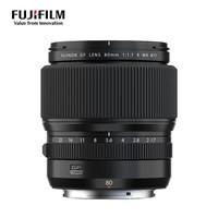 FUJIFILM 富士 GF80mm F1.7 R WR 中画幅标准定焦镜头