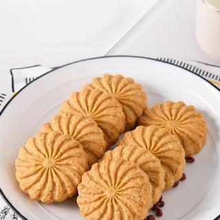 粮小买 薏米燕麦饼 山药/红豆 20小包 约420g